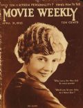 Lois Wilson on the cover of Movie Weekly (United Kingdom) - April 1923