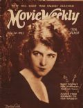 Dorothy Gish on the cover of Movie Weekly (United Kingdom) - June 1923