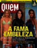 Quem Magazine [Brazil] (30 August 2006)