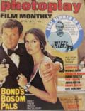 Roger Moore on the cover of Photoplay (United Kingdom) - April 1977