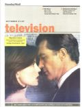 Antonio Banderas, Elena Anaya, The Skin I Live In on the cover of Television (Cyprus) - October 2012