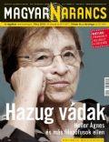 Magyar Narancs Magazine [Hungary] (27 January 2011)