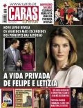 Caras Magazine [Portugal] (24 October 2010)