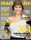 Cameron Diaz on the cover of Marie Claire (Poland) - March 2002