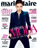Elena Anaya on the cover of Marie Claire (Spain) - September 2011