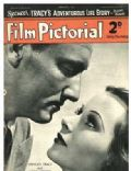 Hedy Lamarr on the cover of Film Pictorial (United Kingdom) - 1939