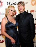 Stormy Daniels and Brendon Miller