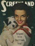 Jane Russell on the cover of Screenland (United States) - May 1951