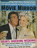 Dean Martin on the cover of Movie Mirror (United States) - August 1973