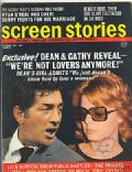 Dean Martin on the cover of Screen Stories (United States) - October 1972