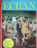 Dean Martin on the cover of Ecran (Chile) - October 1967