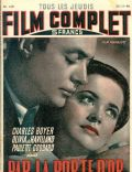 on the cover of Film Complet (France) - November 1948