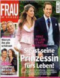 Frau im Spiegel Magazine [Germany] (16 June 2010)