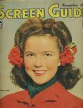 Screen Guide Magazine [United States] (November 1943)