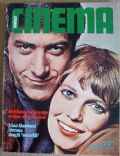 Mia Farrow on the cover of New Cinema (Italy) - March 1970