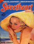 Carole Lombard on the cover of Sweetheart Stories (United States) - July 1939