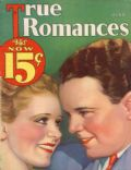 Clara Bow on the cover of True Romances (United States) - July 1932