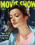 Gene Tierney on the cover of Movie Show (United States) - December 1947