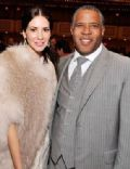 Robert Smith and Hope Dworaczyk