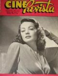 Cine Revista Magazine [Brazil] (January 1944)
