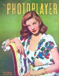 Lauren Bacall on the cover of The Photoplayer (Australia) - March 1948