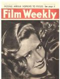 Film Weekly Magazine [United Kingdom] (16 September 1939)