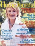 Candice Bergen on the cover of Ladies Home Journal (United States) - May 2006