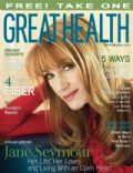 Jane Seymour on the cover of Great Health (United States) - December 2009