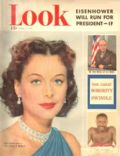 Hedy Lamarr on the cover of Look (United States) - June 1951