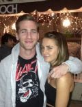 Addison Timlin and Zach Shields