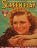 Doris Nolan on the cover of Screen Play (United States) - July 1937