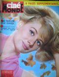 Cinemonde Magazine [France] (10 April 1962)