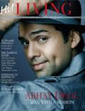 Abhay Deol on the cover of Hi Living (India) - June 2010