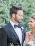 Amber Lancaster and A.J. Allodi