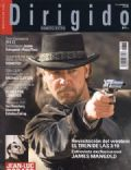 Russell Crowe on the cover of Dirigido (Spain) - November 2007