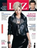 Federico Amador, Laura Novoa on the cover of Luz (Argentina) - July 2010