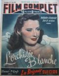 on the cover of Film Complet (France) - September 1949