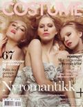 Iselin Steiro on the cover of Costume (Norway) - June 2010