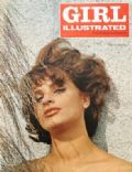 Senta Berger on the cover of Girl Illustrated (United Kingdom) - January 1969