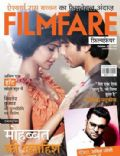 Shahid Kapoor, Sonam Kapoor, Sonam Kapoor and Shahid Kapoor on the cover of Filmfare Hindi (India) - October 2011