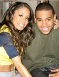 Chris Brown and Keshia Chante