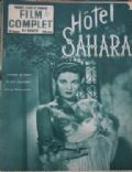 on the cover of Film Complet (France) - July 1953