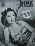 Shirley Temple on the cover of Cine Revue (France) - September 1949