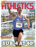 Athletics Weekly Magazine [United Kingdom] (29 March 2012)