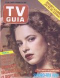 Andrea Del Boca on the cover of TV Guia (Argentina) - January 1987