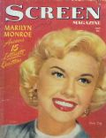 Doris Day on the cover of Screen (United States) - July 1953