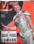 Doris Day on the cover of V (France) - February 1949