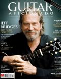 Jeff Bridges on the cover of Guitar Aficionado (United States) - March 2010