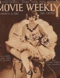 Shirley Mason on the cover of Movie Weekly (United Kingdom) - March 1923