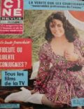 Elizabeth Taylor on the cover of Cine Revue (France) - January 1969